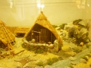 Great Orme Ancient Mines Model Bronze Age Village