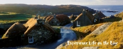 houses on Outer Hebrides