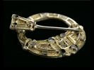 Hunterston Brooch AD 650-750 AD. Image: National Museums Scotland