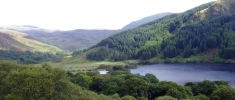 Loch Trool image from Cree Valley Community Woodlands Trust