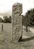 Pictish standing stone known as Maiden Stone