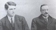 Michael Collins and Arthur Griffiths
