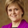 Nicola Sturgeon SNP Leader and Scottish First Minister