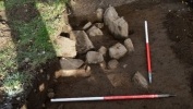 Possible Iron Age structure discovered close to Kingussie. Picture: Orca