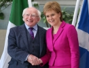 President of Ireland and Scottish First Minister