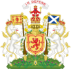 Royal Coat of Arms of the Kingdom of Scotland