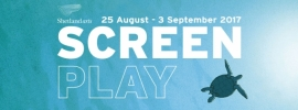 Screen Play Festival image from Shetland Arts