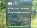 Tinkinswood Burial Chamber - Siambr Gladdu Tinkinswood